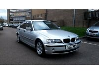 2002 Bmw 320d Automatic Diesel Full Service History . long mot . very good condition