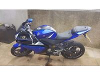 YZF r125 08 8k 125cc bike motorcycle