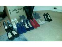 Jobs Lot size 4 (37) shoes, heels and boots