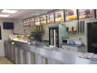 FISH & CHIP / PIZZA SHOP FOR SALE