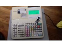 Electronic Cash Registers. made Casio SE 5200.