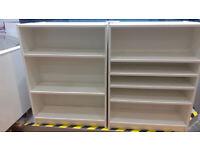 Ikea Billy Bookcase White 80x28x106 cm