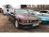 1997 BMW 728 - Breaking for Parts