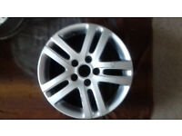 Vw Atlanta 16 inch alloy wheel (1KO601025BM) Golf/Touran/Caddy/Jetta