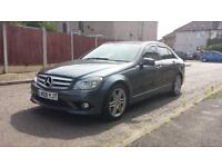 c 220 diesel amg kit sport-intrested part exchange to audi a6 estete or bmw e60 or bmw 3 touring