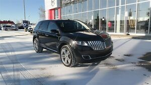 2015 Lincoln MKX All wheel drive, V6, Leather, Navigation, Heate