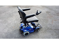 Go Chair Pride Mobility Chair