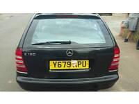 Mercedes benz c180 estate