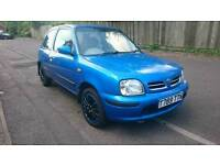 Nissan micra 1 owner from new