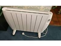 Pifco P37002 Green Energy 1500W 8 Fin Ceramic Heater