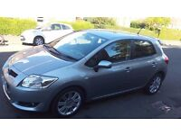 58 2008 Toyota Auris SR 1.6 VVT-i In A Great Condition