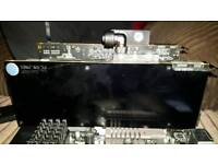2x r9290x graphics card crossfire with water blocks