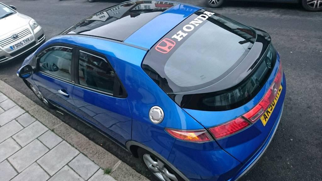 Honda 2.2CDTI SE Blue