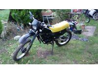 Suzuki TS50X 50cc Dirt Bike