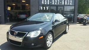 2007 VOLKSWAGEN EOS CUIR TOIT OUVRANT