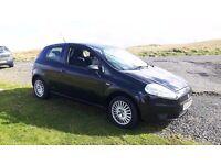 Fiat Grande Punto, 1.2 ,56 reg, 61k low miles ,full service history . £1300 ono