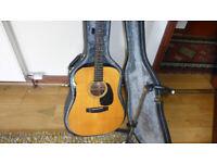 Sadao Yairi handmade 6 string acoustic model 750 - 1974 vintage