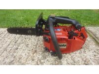 Solo professional powerful german made quality top handle chainsaw