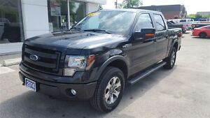 2014 Ford F-150 FX4 4X4 | One Owner | Box Liner Kitchener / Waterloo Kitchener Area image 3