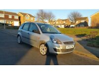Ford Fiesta for sale.