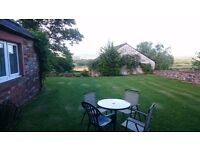 Stone country cottage, newly refurbished, available for holiday lets