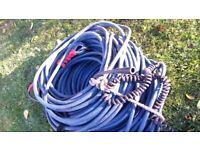 Helle communications diving Scuba lifeline 90+ metres