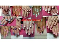 Lasting, light, comfortable nails for everyone!