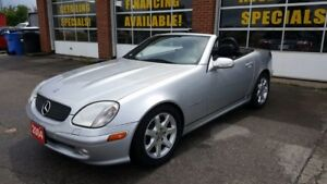 2004 Mercedes-Benz SLK230 Kompressor 2.3L
