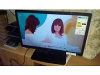 Logik L22FED13 22 -inch LCD 1080 pixels 50 Hz TV With DVD Player