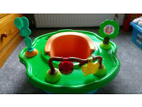 Summer Infant activity seat