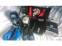 Full Taekwondo sparring kit + extras