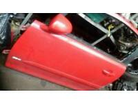 Vauxhall corsa 2010 sub frame front parts