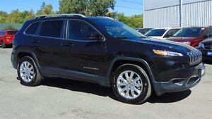2016 Jeep Cherokee LIMITED 4X4 - TOW PACKAGE
