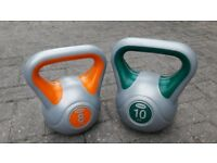 8KG, 10KG, WEIGHT KETTLEBELLS - Priced individually