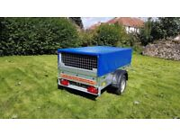 NEW Trailer with mesh - cage 6.7 x 4 x 2,46 £650 inc vat