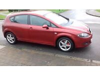 Seat Leon 2.0 Tdi 6 Speed 2007 Low Miles