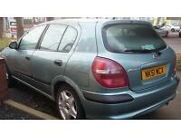 Wanted quick sale £ 295 nissan almera