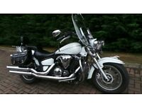 Fully Loaded Yamaha 1300cc Midnight Star