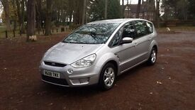 2008 Ford S-max 1.8 TDCI ZETEC LOW MILEAGE NEW TIMING BELT