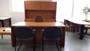 Ameublement de Bureaux LOT EN LIQUIDATION