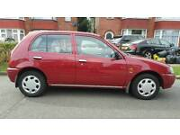 Toyota Starlet 1.3 i GLS 5dr Automatic/Very low mileage.