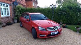 Mercedes Benz C220 Sport Diesel Estate - 60,000 miles