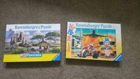 2 kids jigsaws