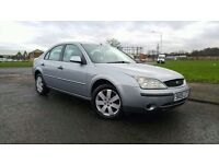 2005 Ford Mondeo 2.0 TDCI Diesel 5 Door Manual - MOT April 2018 - 93671 Genuine Miles