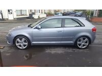 Audi a3 sline new cambelt and water pump