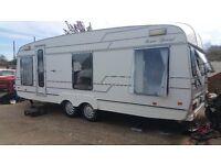 Roma special caravan