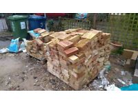 Reclaimed LBC WARBOYS bricks