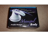 Manipol Full Body Massager Relax Muscles Pain Relifer Portable Massage