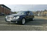 MERCEDES E270CDI ELGANCE RARE 7 SEATER FSH ONLY £2695ONO