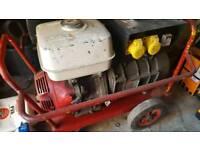 Honda 5kva generator